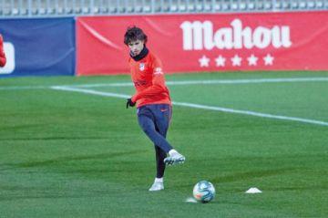 Atlético apela a Joao Félix para ganar a Osasuna