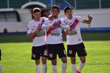 Nacional Potosí viajó a Santa Cruz para enfrentar a Oriente