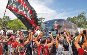 Flamengo viaja a Catar con el sueño de llegar a la final del Mundial de Clubes