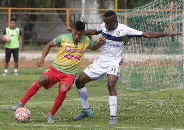 Deportivo Fatic (La Paz) y Municipal Vinto buscan su clasificación a la final