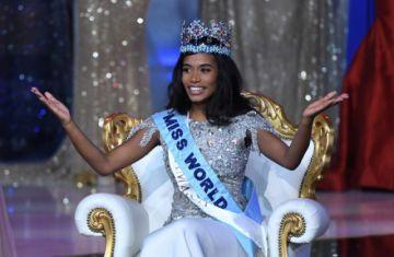 Jamaica se lleva la corona de Miss Mundo este año