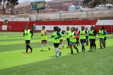 Potosí buscará debutar con triunfo en el torneo nacional femenino