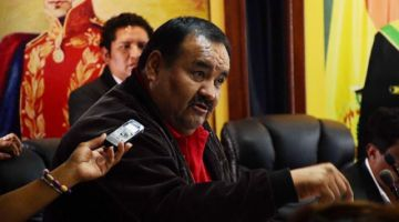 Cochabamba: transporte respalda gestión de alcalde