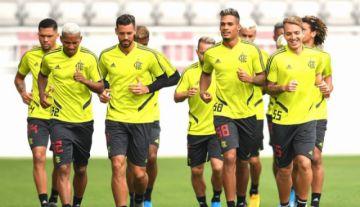 Flamengo se entrena en Catar antes de enfrentarse al Al Hilal en semifinales