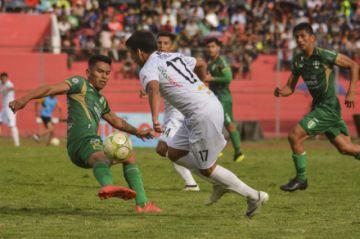 Real Tomayapo falla en la ronda de los penales y se queda en el camino