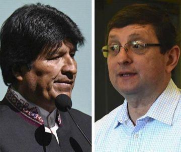 Evo Morales niega vinculo con conglomerado de empresas