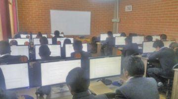 La UATF prepara el examen de ingreso para el miércoles 18 de diciembre