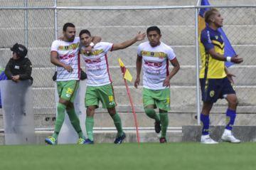 Municipal Vinto elimina a Fatic de la Copa Simón Bolívar