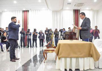 Posesionan al nuevo director del Servicio Estatal de Autonomías