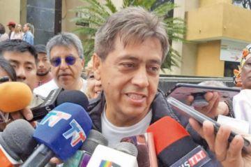 Juez deja sin efecto declaratoria de rebeldía contra Mario Cossio