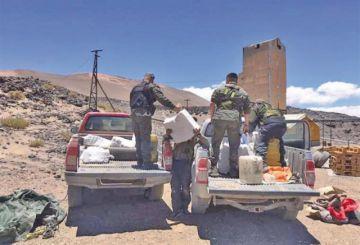 Argentina: cae chofer boliviano que transportaba media tonelada de droga