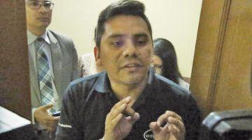 Ademar Valda acusado de fraude electoral pide refugio
