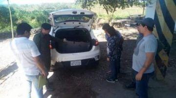Argentina: Sorprenden a cónsul boliviano en un coche que llevaba cocaína