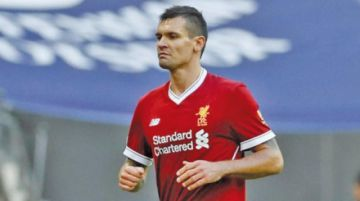Lovren será baja en el Liverpool para el Mundial de Clubes