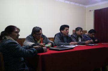 Cívicos pedirán atención a temas esenciales en reunión con Áñez