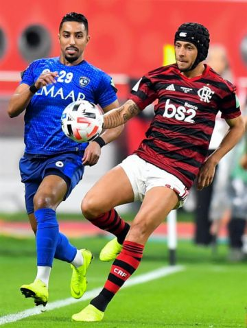 Flamengo gana y avanza a la final del Mundial de Clubes