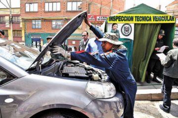 La inspección técnica para autos acaba en enero