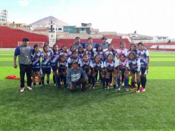 Potosí pasa a la semifinal del campeonato nacional de fútbol femenino