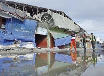Sube cifra de muertos por el terremoto en Filipinas