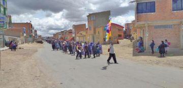 Comunarios piden trasladar sede de la Alcaldía de Puna