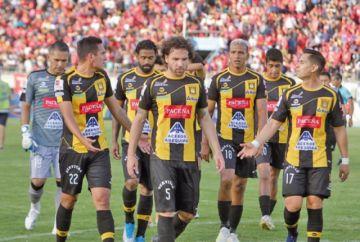 El Tigre quiere cortar las aspiraciones de Bolívar al título