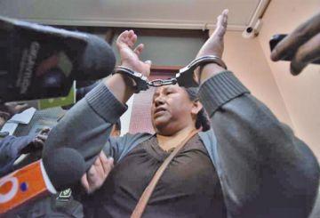 Exministra Achacollo es enviada a prisión por el caso Fondo Indígena