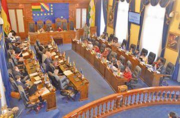 Senado aprueba Ley del Presupuesto General del Estado 2020