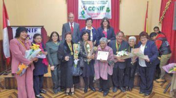 La Conif premia a ocho destacados