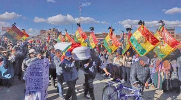 CIDH: se creará grupo de expertos para investigar la violencia en Bolivia