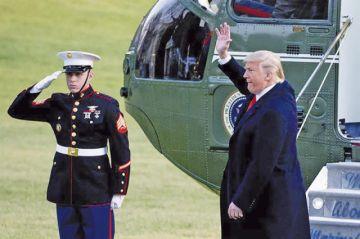 Cámara Baja da vía libre a un juicio contra Trump