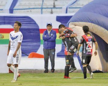 San José se aleja de la lucha por llegar a la Libertadores