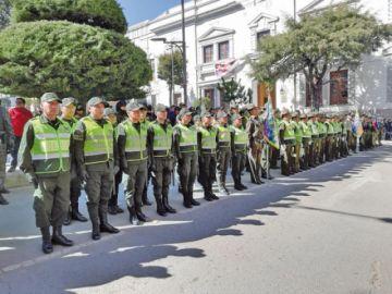 Unos 50 policías nuevos refuerzan el control vehicular
