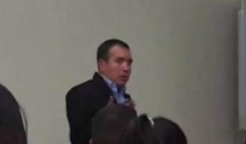 Martínez dice que no tuvo acceso a base de datos y que mintieron a la OEA