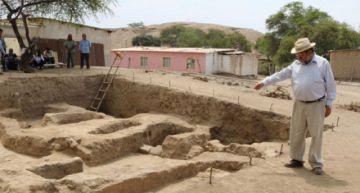 Descubren cementerio de la élite moche al norte de Perú