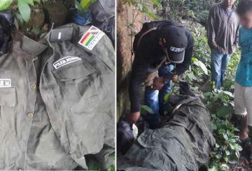 Policía detiene a cuatro saqueadores de la estación policial en Yapacaní
