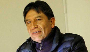 """David Choquehuanca: """"lo que afectó al MAS fue la corrupción"""""""