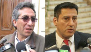 Convocarán a declarar a Torrico y Zavaleta por sedición y terrorismo