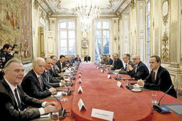 Gobierno francés no logra desactivar huelga general