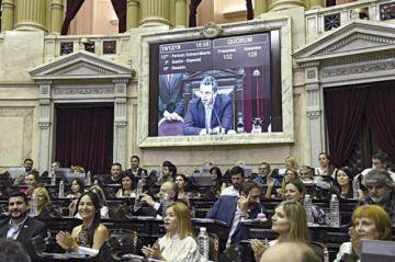 Argentina se propone implementar una ley  anticrisis económica