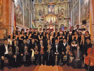 Los acordes de la Navidad sonaron en San Martín