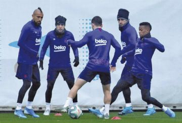 "Barcelona recibe a Deportivo Alavés en el ""Camp Nou"""