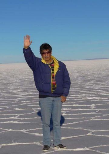 La voz de Carlos López se apagó en el Día del Minero