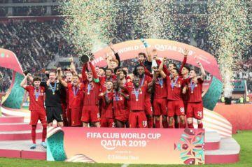 Liverpool se corona campeón del Mundial de Clubes