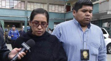 Juez envía a la cárcel de Miraflores a la exvocal del TSE, Lidia Iriarte