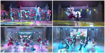 El IV Encuentro de Danza integra a los bolivianos