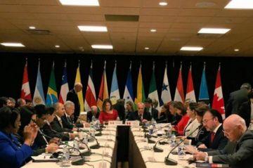 Bolivia entra al Grupo  de Lima para contribuir a solución venezolana