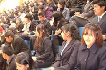 UATF habilita preuniversitarios y un nuevo examen de ingreso