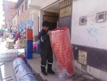 Hay alta demanda comprar recipientes para canastones