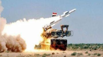 Siria responde a ataque de misiles lanzados por Israel