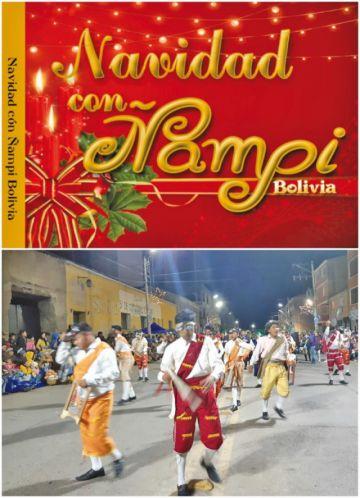 Ñampi rescata los bailes de la Navidad boliviana